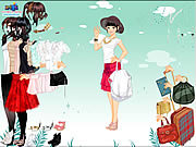 Juego Skirt and Blouse Dress Up