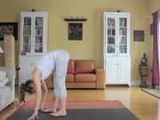 Mira dibujos animados gratis 30 Day Yoga Challenge - Day - 10