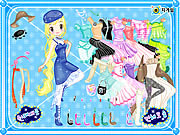 Doll Superstar Dressup game