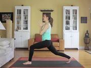 Mira dibujos animados gratis 30 Day Yoga Challenge - Day - 28
