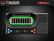 Coke Zero Classic Football game