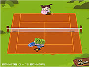 Box-Brothers Tennis لعبة