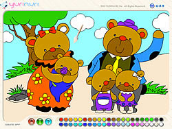 Bear Family game