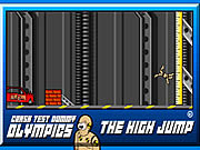 Crash Test Dummy Olympics game