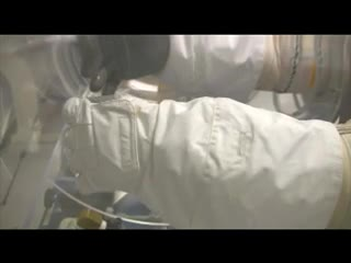 Watch free video NASA eClips Our World Spacesuit 2