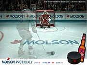 Molson Pro Hockey game