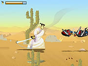 Samurai Jack: Desert Quest game