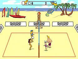 Bravo Volley game