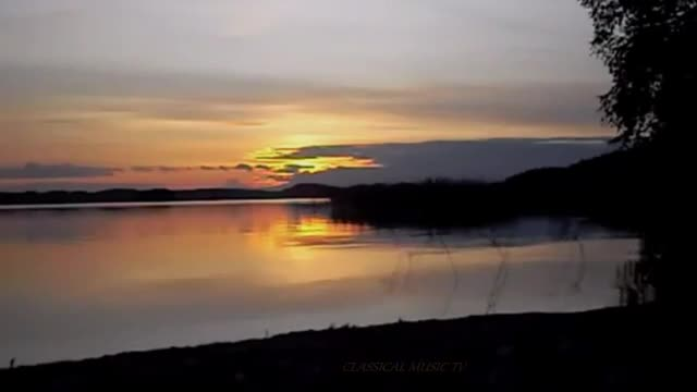 Watch free video Vivaldi - Laudate Dominum and Sunset