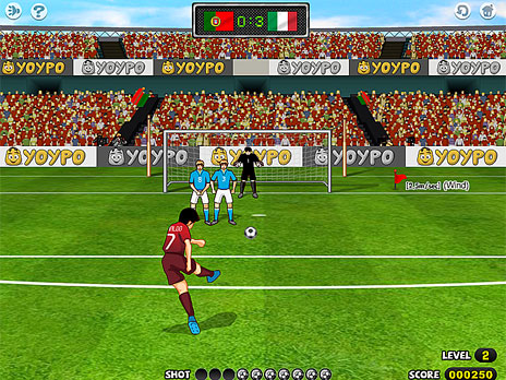 Penalty World Cup Brazil game