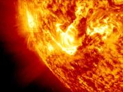 Watch free video Wagner - Ride of the Valkyries & Solar Flare CME