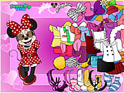 Minnie Mouse Dress Up game