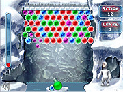 Yeti Bubbles game
