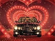 """צפו בסרטון מצויר בחינם Mercedes-Benz """"Summer Love"""""""