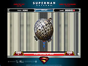 Superman Returns: Save Metropolis spel