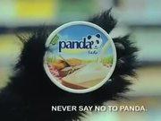 無料アニメのPanda Cheese Commercialを見る