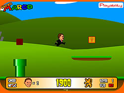 Super Marco Adventure game