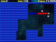 Pac-Xon игра