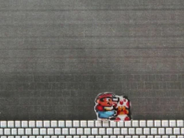 Mira dibujos animados gratis Mario Hight Level