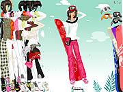 Hot Snow Skiing Apparel