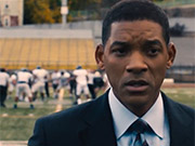 Watch free video Concussion Trailer