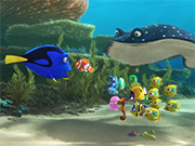 Watch free video Finding Dory Trailer