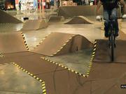 Pump Track Mall Sport
