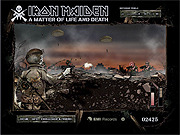 無料ゲームのIron Maiden - A Matter of Life and Deathをプレイ