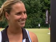 Watch free video Dominika Cibulkova & Dunlop Sport
