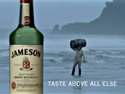 Watch free video Jameson's Irish Whiskey Commercial