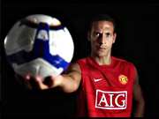 Watch free video Nike Commercial: The Manchester United Pledge