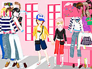 Shopping In Love Dress Up