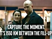 Watch free video Volvo V70 Commercial: Capture the Moment