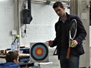 Watch free video Head Commercial: Novak Djokovic vs Tennis Machine