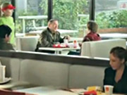 Mira dibujos animados gratis McDonald's Commercial: Come As You Are