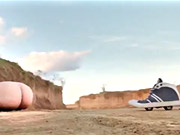 Watch free video Diesel Sneakers Are Great For Kicking Asses