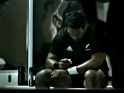 Watch free video Rexona Commercial: Ritual Of Confidence