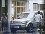 Watch free video Land Rover: Been Anywhere Interesting Lately?