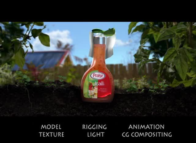Watch free video Joe Wu's 3D Reel 2013