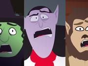 Watch free video Halloween - Animated Card - Smith Micro
