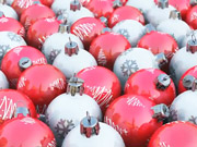 Watch free video Christmas Balls Ornaments