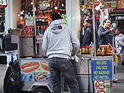Watch free video Hot Dog Stand NYC