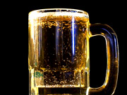 Watch free video Beer Bubbles