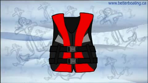 Watch free video Life Jacket Safety