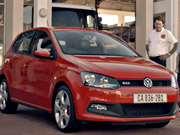 Watch free video Volkswagen Polo Commercial: Fire Truck