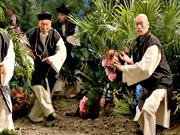 Watch free video Cine Las Americas Commercial Inca Shaolin
