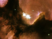 Watch free video The Trifid Nebula