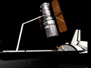 Watch free video Capturing Hubble with the robotic arm