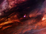 Watch free video Panning on the Orion Nebula-3