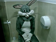 Watch free video Creepy Animation Night Commercial: Bunny